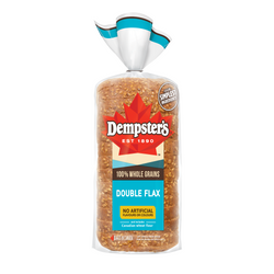 Dempster's® 100% Whole Grains Double Flax Bread