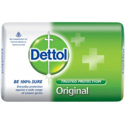 Dettol Soap Bar Trusted Protection Original 110g