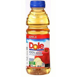 Dole Apple Juice (12x450mL)