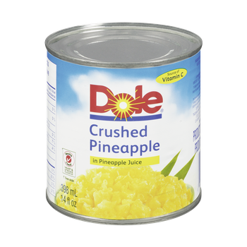 Dole Crushed Pineapple in Juice 398ML