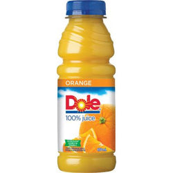 Dole Orange Juice (12x450mL)