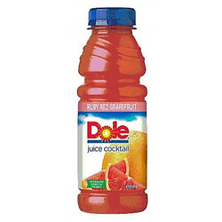 Dole Ruby Red Grapefruit (12x450mL)