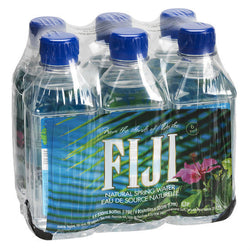 Fiji Natural Spring Water 6x330ml