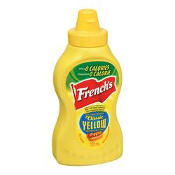 French's Classic Yellow Mustard 225ml