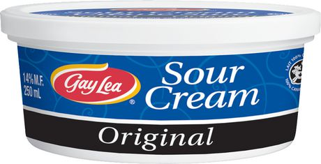 Gay Lea Sour Cream Original 250ML