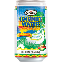 Grace Coconut Water With Pulp 310ML