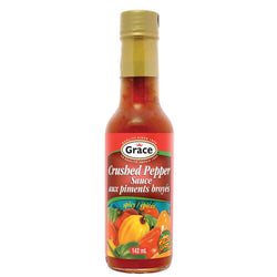 Grace Crushed Pepper Sauce 142ml