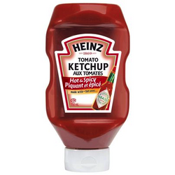 Heinz Hot and Spicy Ketchup 750ml