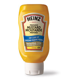 Heinz Prepared Mustard  375ml