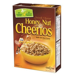 Honey Nut Cheerios 460G