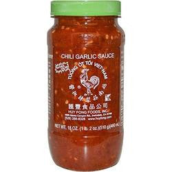 Huy Fong Fresh Chilli Garlic Sauce 460ml