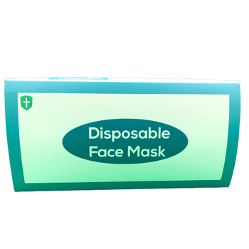 Disposable Face Mask x 50