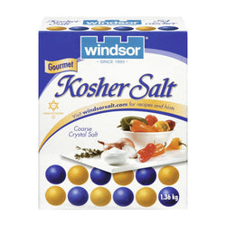 Kosher Salt Windsor 1.36Kg