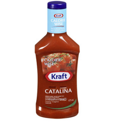 Kraft Calorie Wise  Catalina Dressing, 475ml