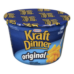 Kraft Dinner Original in Cup, 58G