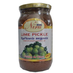 Lime Pickle  400G