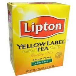 Lipton Yellow Label Loose Tea 900G