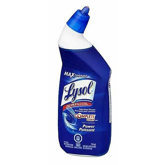 Lysol Toilet Bowl Cleaner Power  710mL