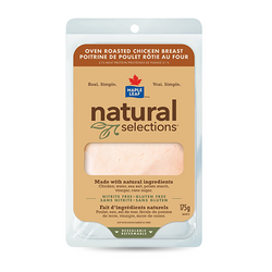 Maple Leaf Natural Selection Oven-Roasted Chicken Breast 175G