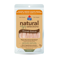 Maple Leaf Natural Selection Shaved Hickory Smoked Chicken Breast 175G