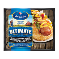 Maple Lodge Farms Ultimate Chicken Frankfurters 900G