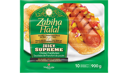 Maple Lodge Farms Zabiha Juicy Supreme 900G