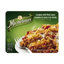 Michelina's Lasagna with Meat Sauce, 255G