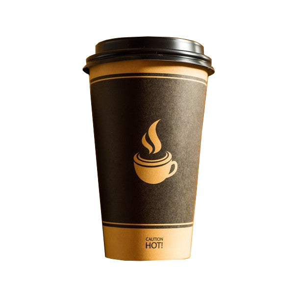 Morning Dew Paper Cups 12 oz - 1000 Counts