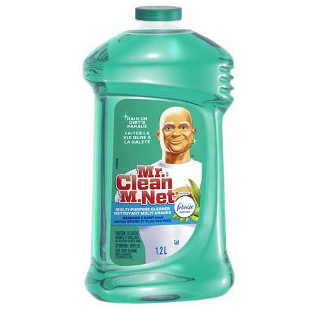 Mr.Clean Meadows and Rain 1.2L