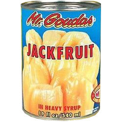 Mr. Goudas Jack Fruit in Syrup 567G