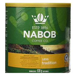 Nabob Tradition Fine Grind Medium Roast Coffee 930G