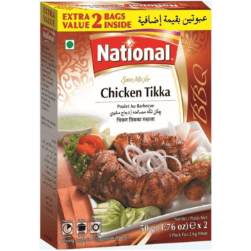 National Chicken Tikka 50G