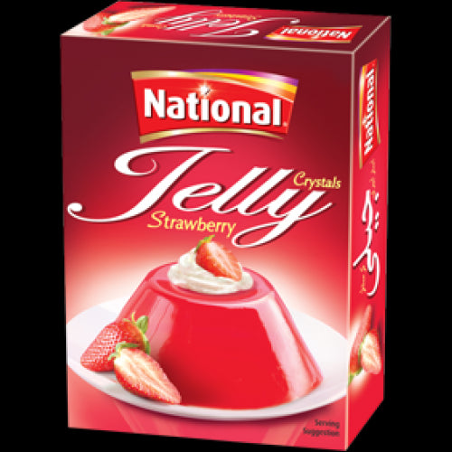 National Strawberry Jelly 60g