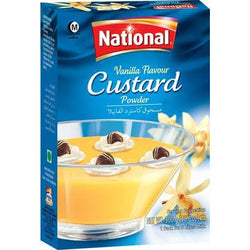 National Vanilla Custard 300g