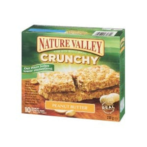 Nature Valley Crunchy Peanut Butter Bars 230G