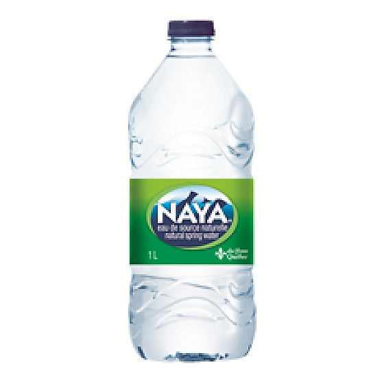 Naya Water Bottles (12x1L)
