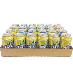 Nestea Natural Lemon Flavor 24x341ML