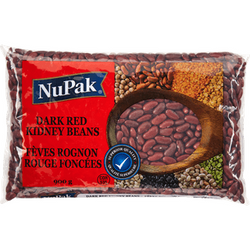 NuPak Dark Red Kidney Beans 900G