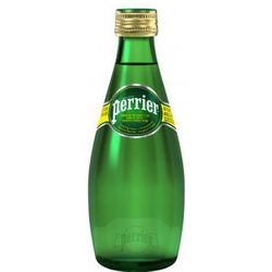 Perrier Natural Spring Water (24x330ML)