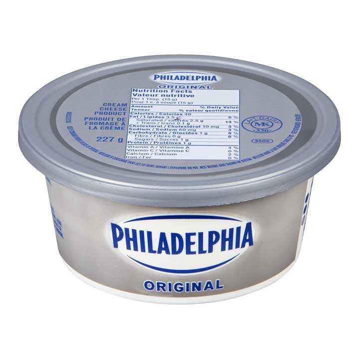 Philadelphia Cream Cheese Original 227G