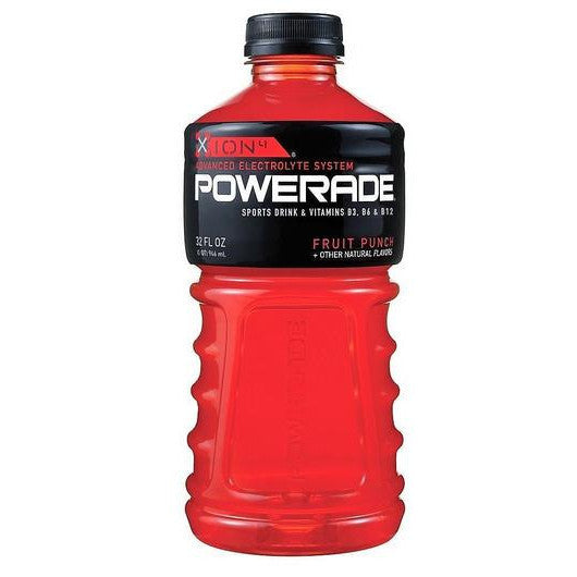Powerade Fruit Punch 591ml