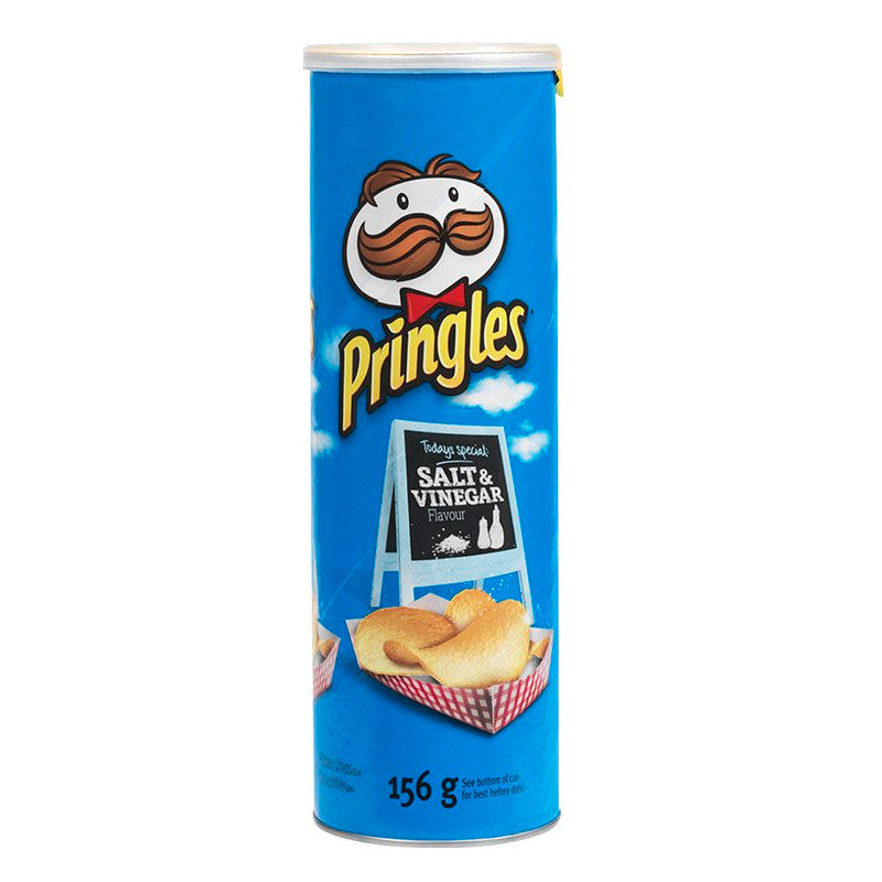 Pringles Salt & Vinegar 156G