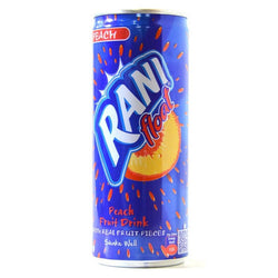 Rani Float Peach Juice 240ML