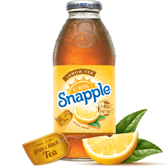 Snapple Lemon Ice Tea (12x473mL)