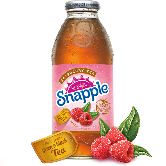 Snapple Raspberry ice Tea (12x473mL)