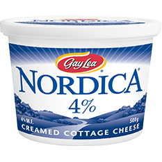 Cottage Cheese 4% 500G