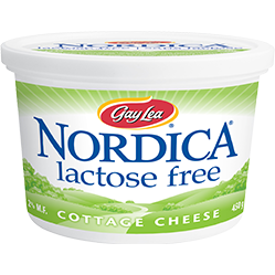Gay Lea Nordica Lactose Free Cottage Cheese 450G