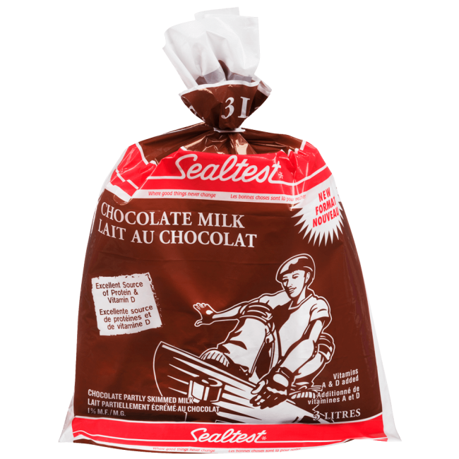 Sealtest 1% Chocolate Milk 3L
