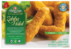 Zabiha Halal Chicken Strips, 908G