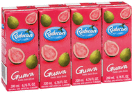 Rubicon Guava Juice 4x200ml